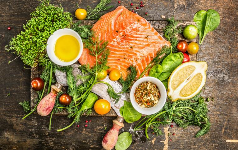 принципы правильного питания меню